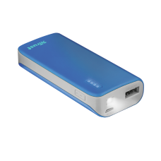 Primo PowerBank 4400 Portable Charger - blue