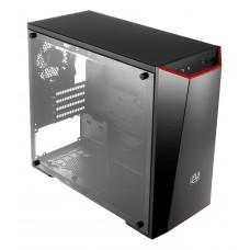 Cooler Master MasterBox Lite 3.1, Acrylfenster, schwarz