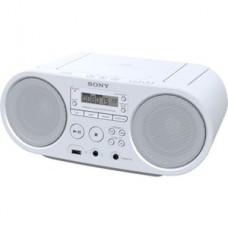 Sony CD-Radiorecorder ZS-PS50W Boombox mit USB / MP3