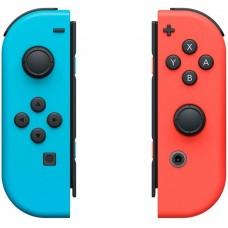 Joy-Con 2er-Set Neon-Rot/Neon-Blau