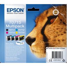 Epson T0715, Multipack
