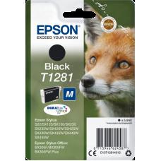 Epson T1281, schwarz