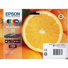 Epson Multipack Nr.33 1x5