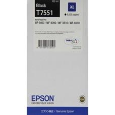 Epson Ink black T7551 XL