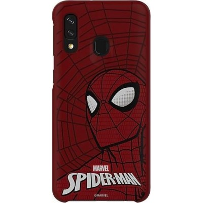 Samsung Galaxy Friends Cover Marvels Spider Man für Galaxy A40 (GP-FGA405HIBRW)