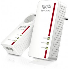 AVM FRITZ!Powerline 1260E WLAN Set Weiss