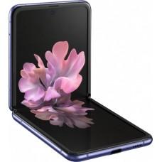 Samsung Galaxy Z Flip F700F mirror purple