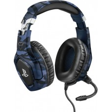 Trust GXT 488 FORZE-G Headset PS4 blue