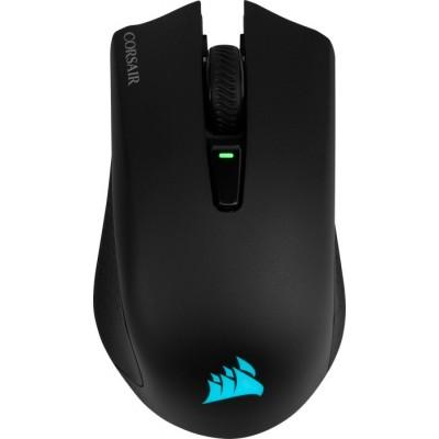 Corsair Gaming Harpoon RGB Wireless, Black, 10000DPI