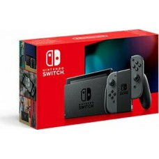 Nintendo Switch Grau (19)