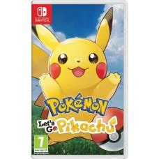 Switch Pokemon: Lets Go, Pikachu!