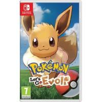 Switch Pokemon: Lets Go, Evoli!