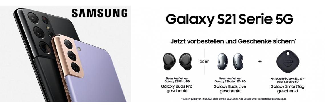 Galaxy S21 PreOrder